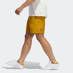 Adidas Originals Utility Woven Shorts Wheat Yellow